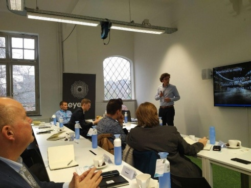 Consumer Goods network event: Big Data & Demand Planning