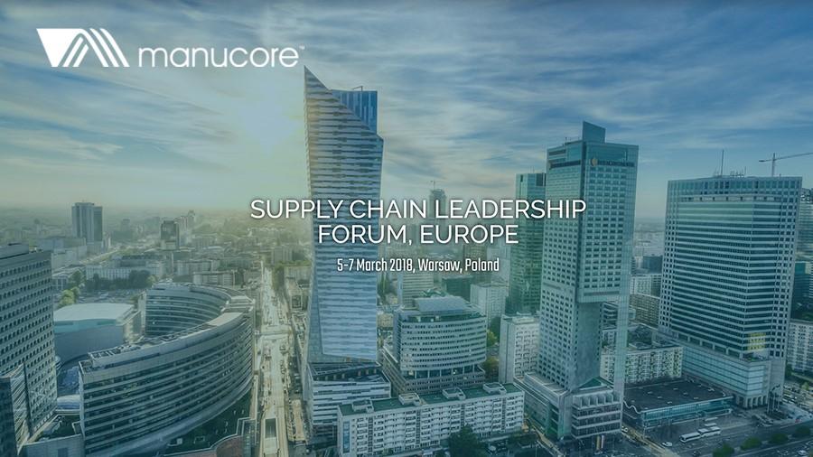 Supply Chain Leadership Forum Europe: Building Effective S&OP