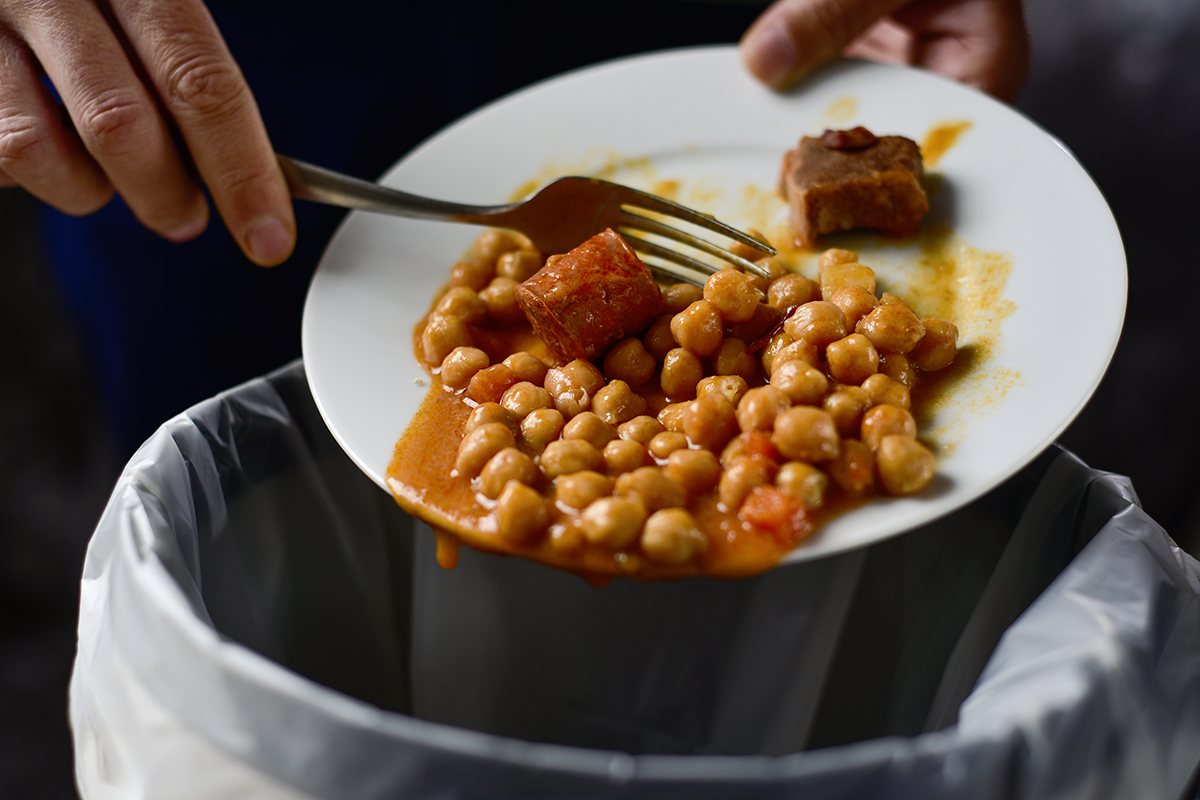 EyeOn joined the foundation 'Samen tegen Voedselverspilling'